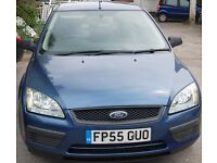 FORD FOCUS 2005 XL MARK 5 1560 TURBO DIESEL INJECTION