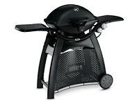 Weber Q 3200 Black Gas BBQ