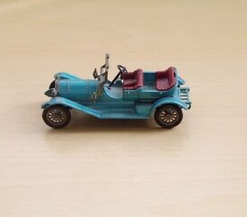 Matchbox Toy Metal Car by Lesney , From the Early 1970's. It has all 4 rubber tyres. Nice condition
