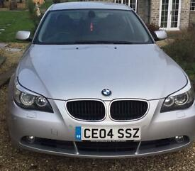 BMW 530d se ONLY 76000 miles FULL SERVICE HISTORY