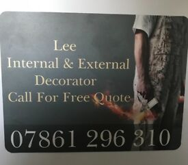 Painter & Decorator 20 years Experience & Qualified