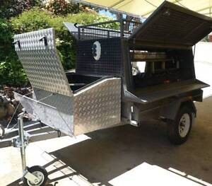Camping trailer in new condition Calwell Tuggeranong Preview