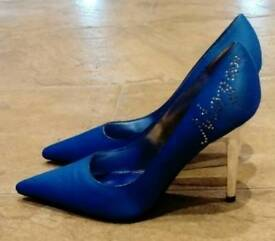 Morgan High Heel Shoes