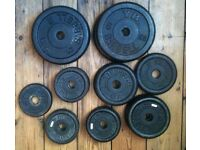Set of 28 Weights - 64kg In Total
