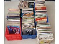 700 vinyl records job lot, LP's