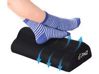 PHZ Foot Rest Under Desk Ergonomic Footrest Cushion for Optimu