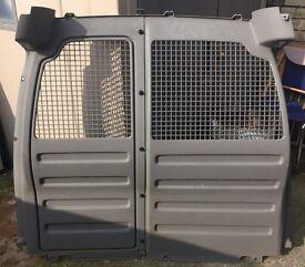VW Caddy Bulkhead