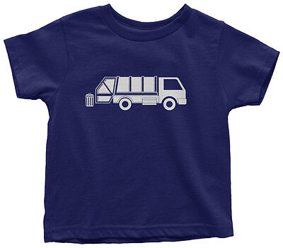 Garbage Truck Toddler T-Shirt Trash Day Birthday Party Theme - Toddler Party Themes