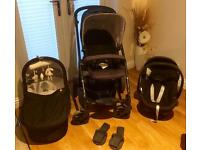 Mamas&papas sola 3 in 1 travel system