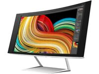 HP 34inch Curved Monitor (Z34c)