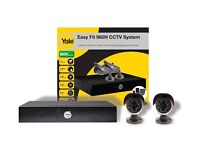 yale easy fit cctv new