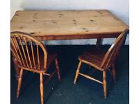 Country pine Farmhouse kitchen/Dining Table