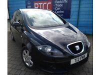 2007 (57 reg), Seat Altea 1.9 TDI Stylance 5dr MPV, FSH, Cambelt Changed @ 82000 £1,995 p/x welcome