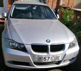 Bmw 320d 07 plate breaking, all parts