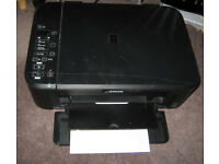 CANON PIXMA MG3250 Printer/Scanner w/ink,(Print, Scan, Copy, Wi-Fi and Auto Duplex)