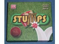 'Stumps' Cricket Card Game