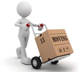 🚚🏘 House removals and van man services local and national work