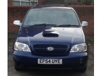 KIA SEDONDA - 6 SEATER - LOW MILEAGE - GREAT ENGINE AND RUNNER