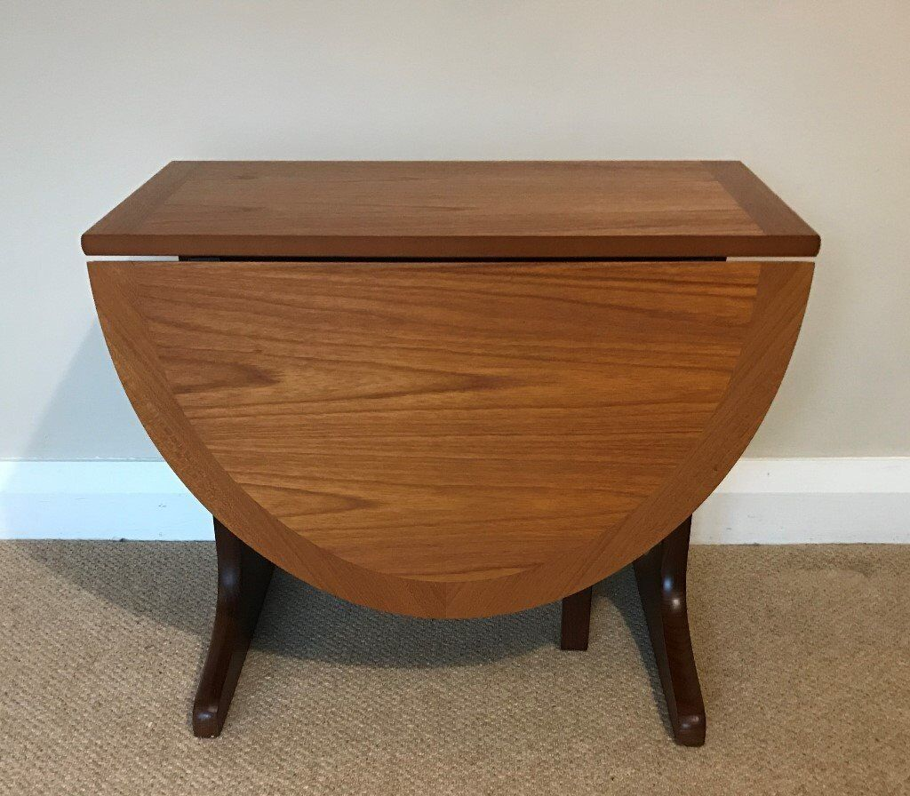 Retro Parker Knoll Occasional Gateleg Drop Leaf Table in  : 86 from www.gumtree.com size 1024 x 896 jpeg 129kB