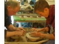 pottery lessons near Durham