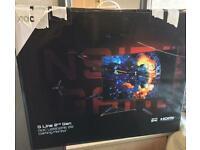 """AOC U28G2AE 28"""" IPS 4K Ultra HD Gaming Monitor"""