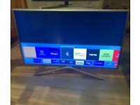 "Samsung 40"" Smart LED full HD TV."