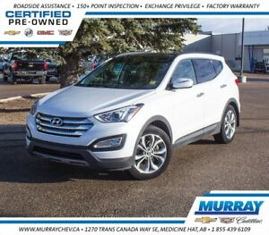 2014 Hyundai Santa Fe Sport AWD Turbo *Leather *NAV *H/C Seats *
