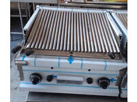 NEW CHARCOAL GRILL CATERING EQUIPMENT CAFE RESTAURANT (gas