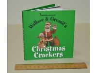 Wallace and Gromit Christmas Crackers Mini Book
