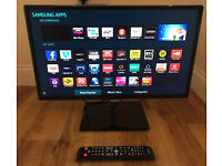 "SAMSUNG Smart 27"" LED TV -1080p - Freeview - Warranty"