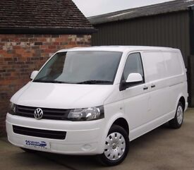 VW T5 Transporter - 2012 T30 140bhp LWB - Air Conditioning