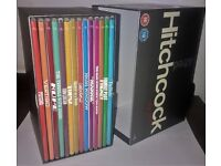 Alfred Hitchcock Collection 14 Disc DVD Box Set