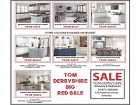 Sale!!! Kitchens. Fully assembled still boxed.