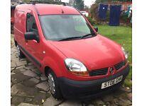 2006 Renault Kangoo SL17 DCi70, no vat, great van