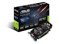 ASUS 750 TI OC GPU