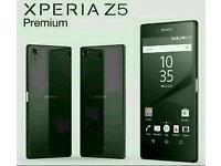 Black Sony Xperia Z5 Premium 32GB Any Network