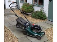 Hayter 41 Special Edition classic lawnmower