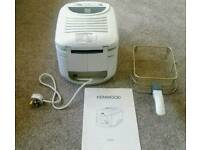 Kenwood Deep Fat Fryer Model DF450 Electric Hardly used item. Instruction Manual included