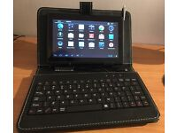 TIME2 7 INCH TABLET WITH DETACHABLE KEYBOARD