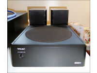 2.1 compact speaker system Teac LS-WH01 (real HiFi)