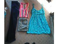 Huge branded clothes bundle size 8 /10
