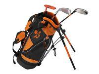 Kids Tiger Cub golf set age 3-5