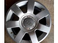 Audi Road wheels