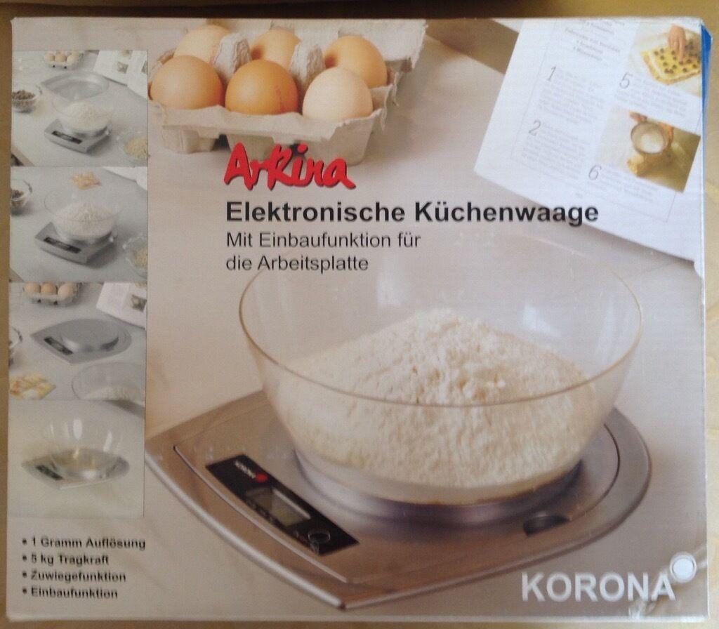 Ziemlich Küchenwaage App Für Das Ipad Ideen - Ideen Für Die Küche ...