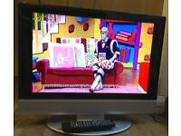 22 inch ProLine LVD2285WD HD HDMI Flat LCD TV Freeview Digital Television