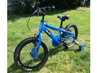 Boys first bike with or without stabilisers
