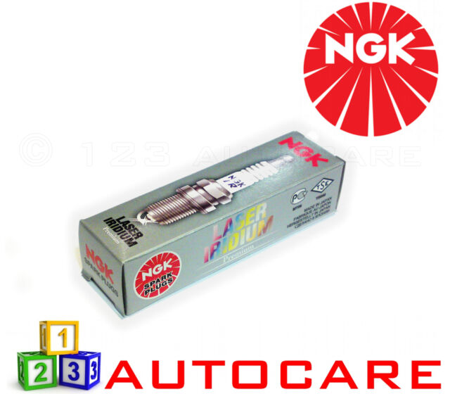 CR8EIA-9 - NGK Spark Plug Sparkplug - Type : Laser Iridium - CR8EIA9 No. 4286