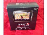 TomTom GO 940 Live Sat Nav - Europe, USA and Canada