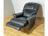 Delivery Available - LazyBoy Leather Recliner