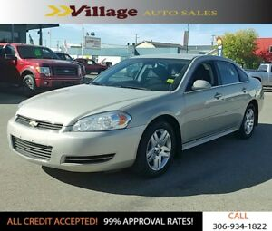 2011 Chevrolet Impala LT Digital Audio Input, Bluetooth, Crui...